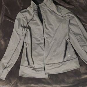 Champion grey light jacket